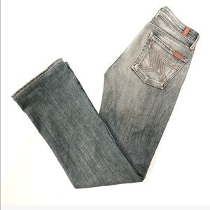 7 For All Mankind Jeans Flynt Bootcut size 28